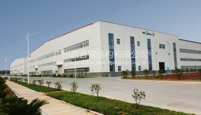 Media Life Electrical (Wuhan) manufacturing base  the first phase(No.4 No.5)